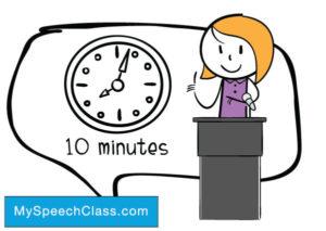 10 minutes speech topics