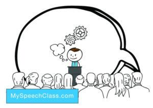 audience public speaking