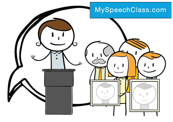 funny commemorative speech