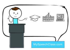 easy simple speech topics