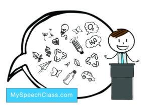 environmental speech topics