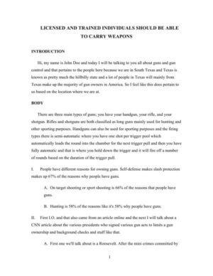 help me write a speech