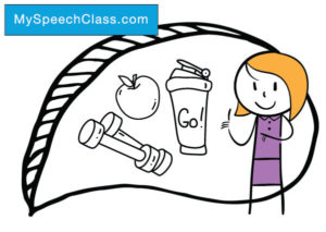 health fitness speech
