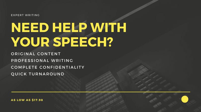 Help Speech Banner