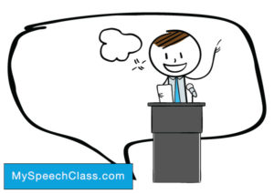 example of informative speaking