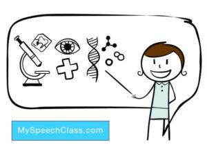 medical speech topics