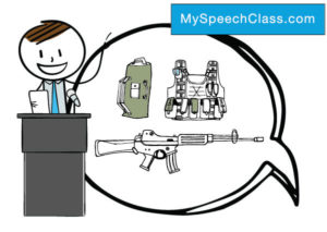 military speech topics