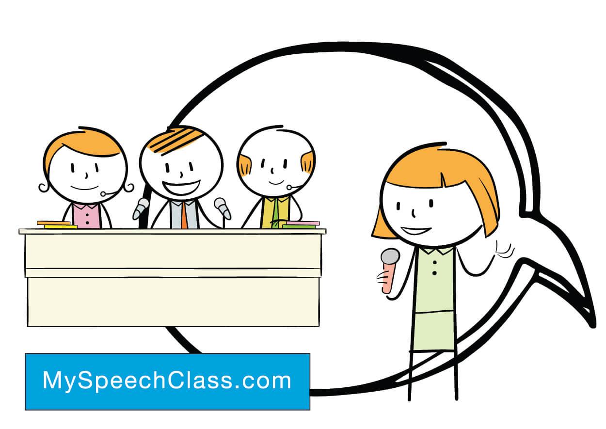 junior speech topics