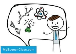 science speech topics