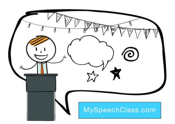 Special Occasion Speech Topics [With Setup Checklist] • My Speech Class