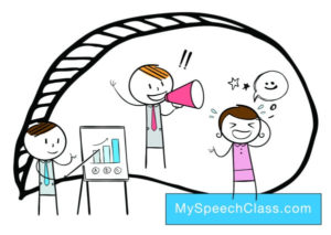 speech speaking types