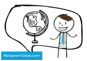 speech topics geography