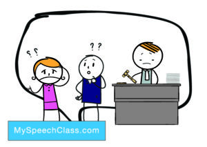 speech topics legal
