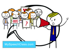 speech topics politics