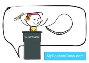 valedictorian speech