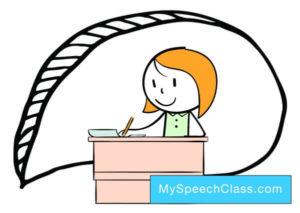 writing public speech writing